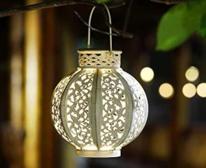 what is the best hanging solar lantern