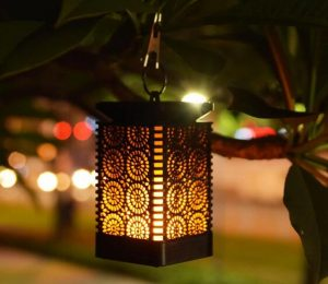 cost-effective hanging solar lantern lights